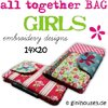 all together BAG ✿ GIRLS ✿ 14x20