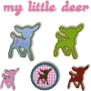 kleines Set * my little DEER *