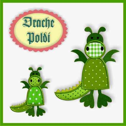 Applikation * Drache Poldi *