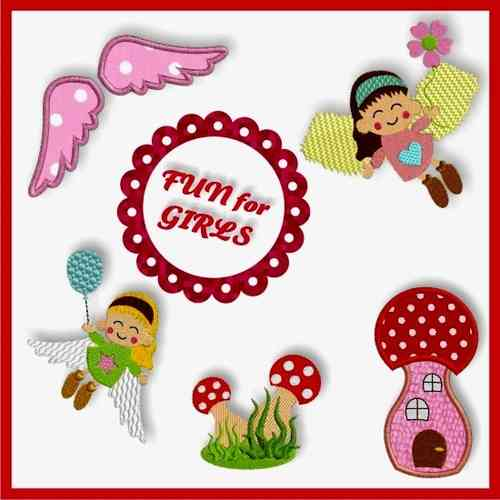 Kleines Set * FUN for GIRLS *