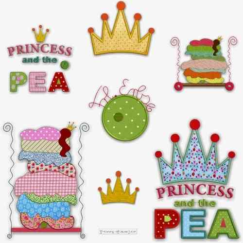 Frl. Erbse - PRINCESS and the PEA