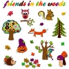 ♥ FRIENDS in the woods ♥ Waldfreunde