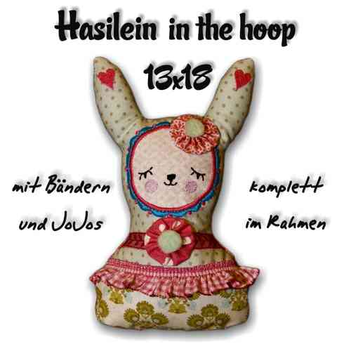 ♥ HASILEIN ♥ in the hoop ♥ 13x18