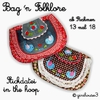 ✿ Bag ´n Folklore ✿ IN THE HOOP ✿ Stickdatei ✿