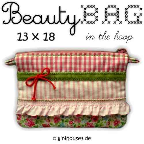 ♥ Beauty BAG ♥ 13x18