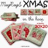 ★ MugRugS - XMAS ★ 20x20