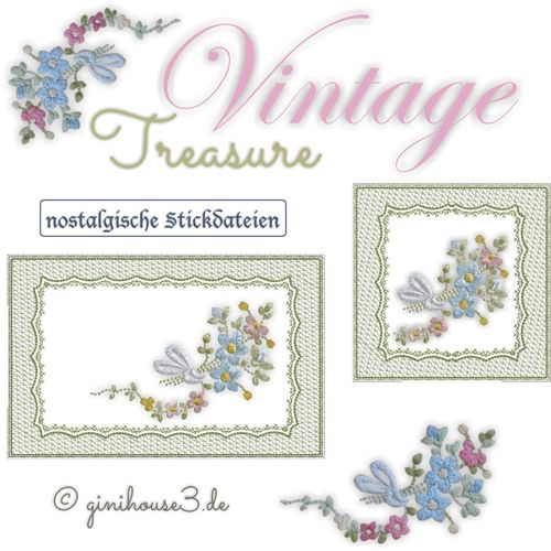 STICKDATEI Vintage ♥ Treasure